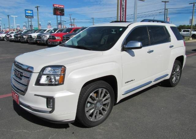 Pre Owned 2016 Gmc Terrain Denali Suv In Killeen 155119d Freedom